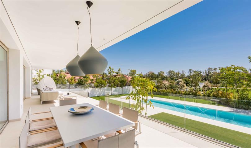 te koop Guadalmina-Marbella villa