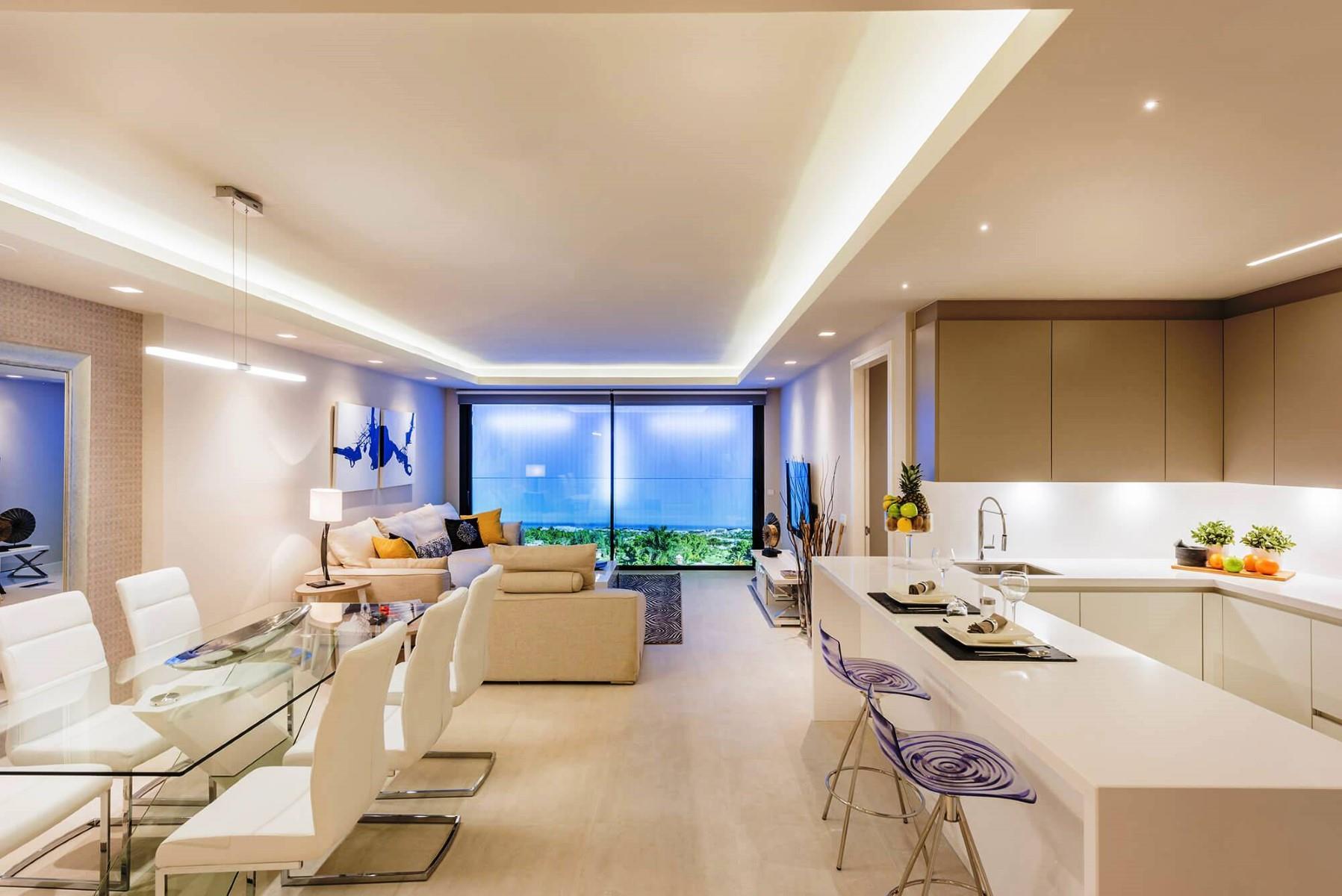 2 en 3 Slaapkamer appartementen en Penthousen in Nueva Andalucia -Ref 2223345