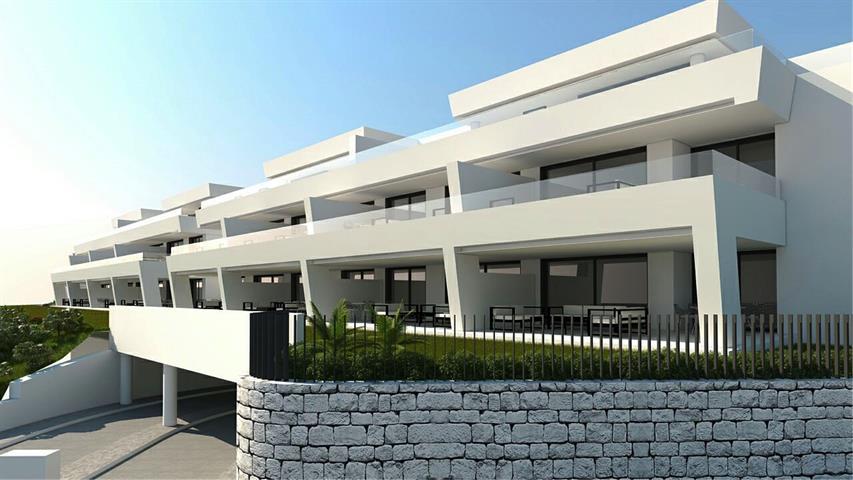te koop Nueva Andalucia flat