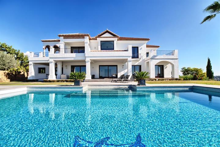 te koop Benahavis villa