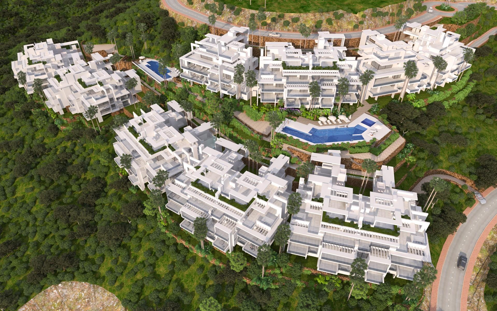 2 slaapkamer appartement te koop in Ojen - Ref 2711558