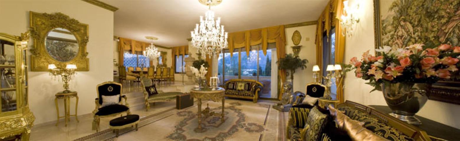te huur Nueva Andalucia buitengewoon huis