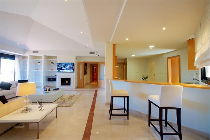 te koop Puerto Banus penthouse