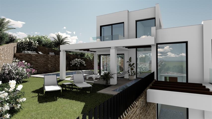 te koop Marbella East villa