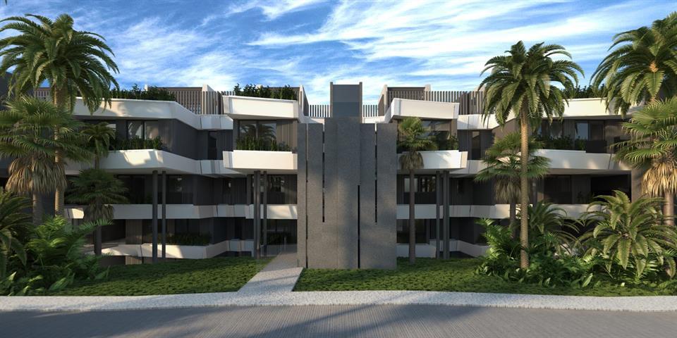 image te koop Estepona gelijkvloerse verdieping