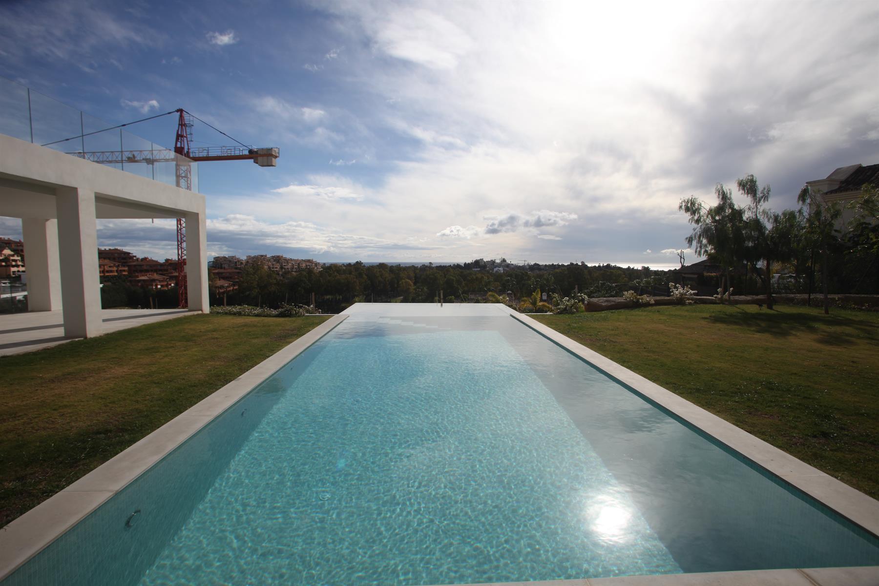 te koop Benahavis villa - foto 7