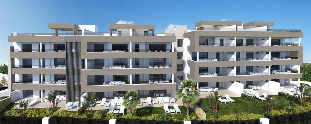 te koop Marbella gelijkvloerse verdieping