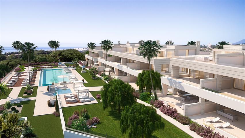 te koop Marbella, Sierra Blanca duplex