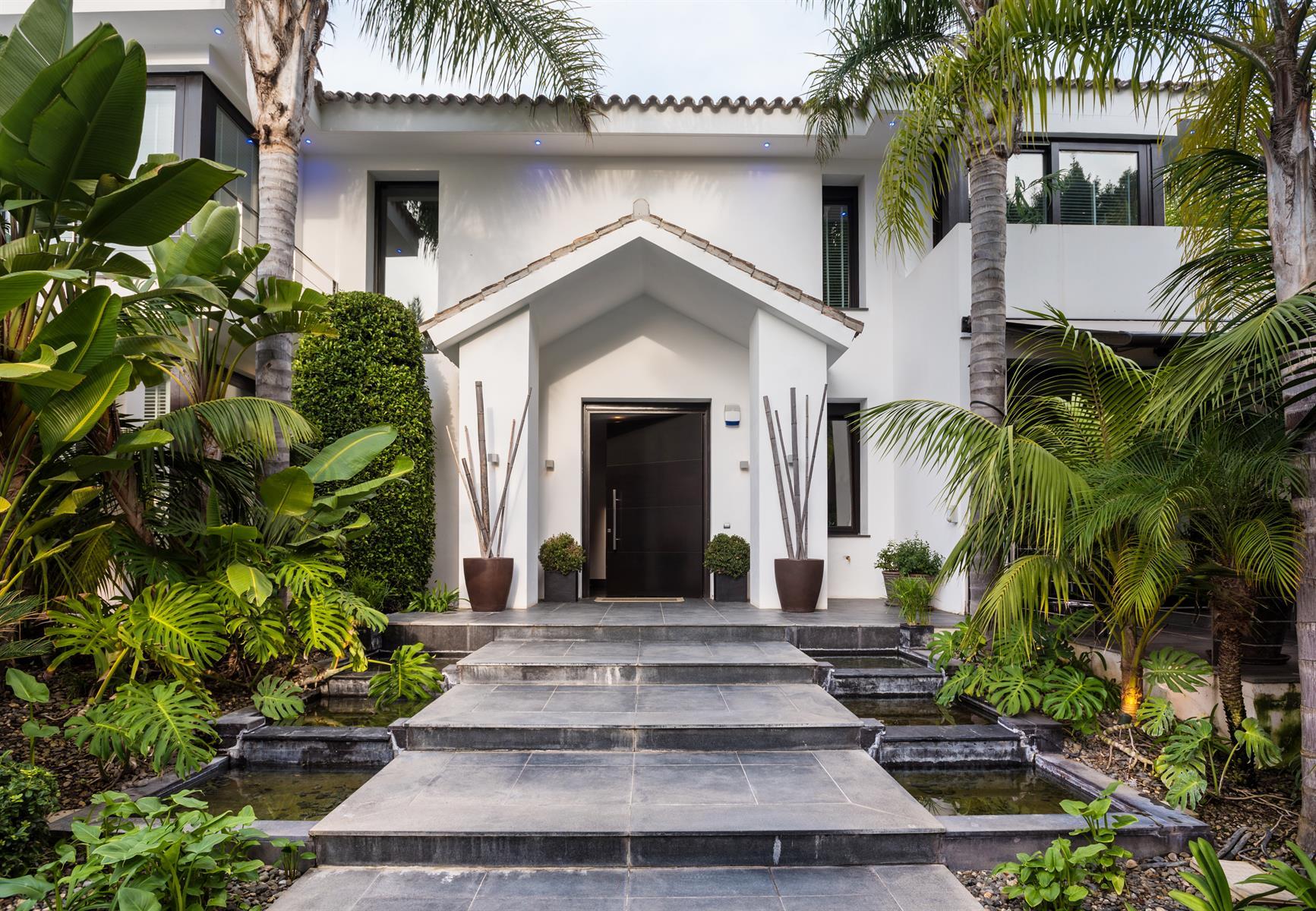 te koop Marbella Del Este villa - foto 24