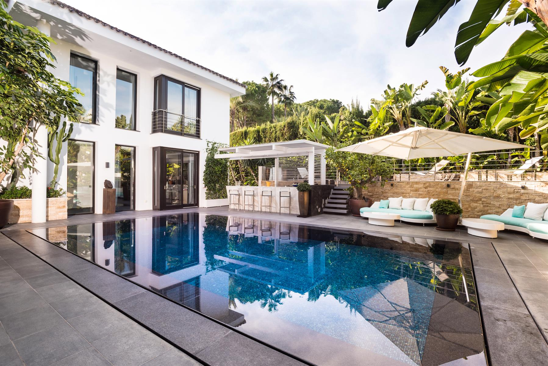 te koop Marbella Del Este villa - foto 2