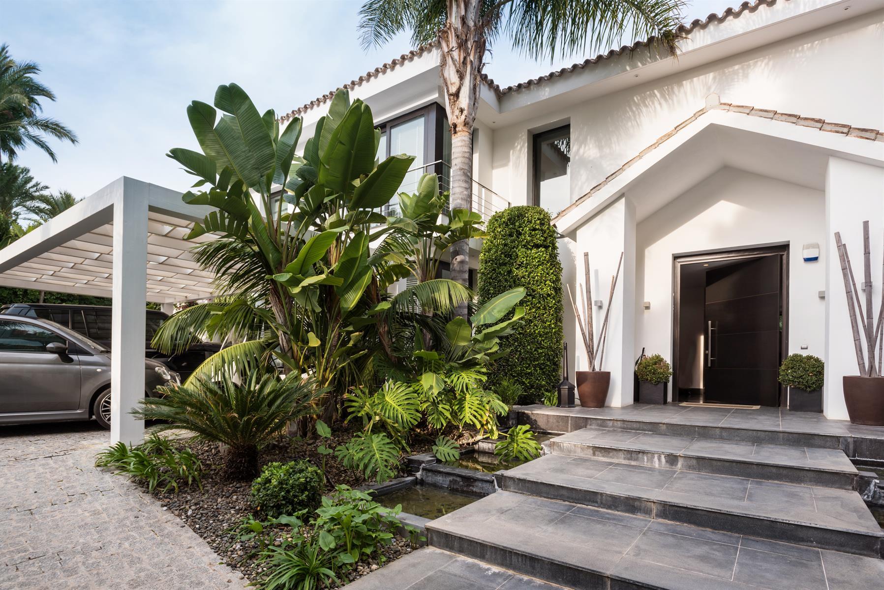 te koop Marbella Del Este villa - foto 23