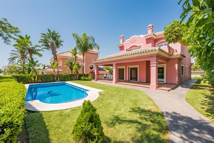 image À vendre Guadalmina, San Pedro de Alcantara villa
