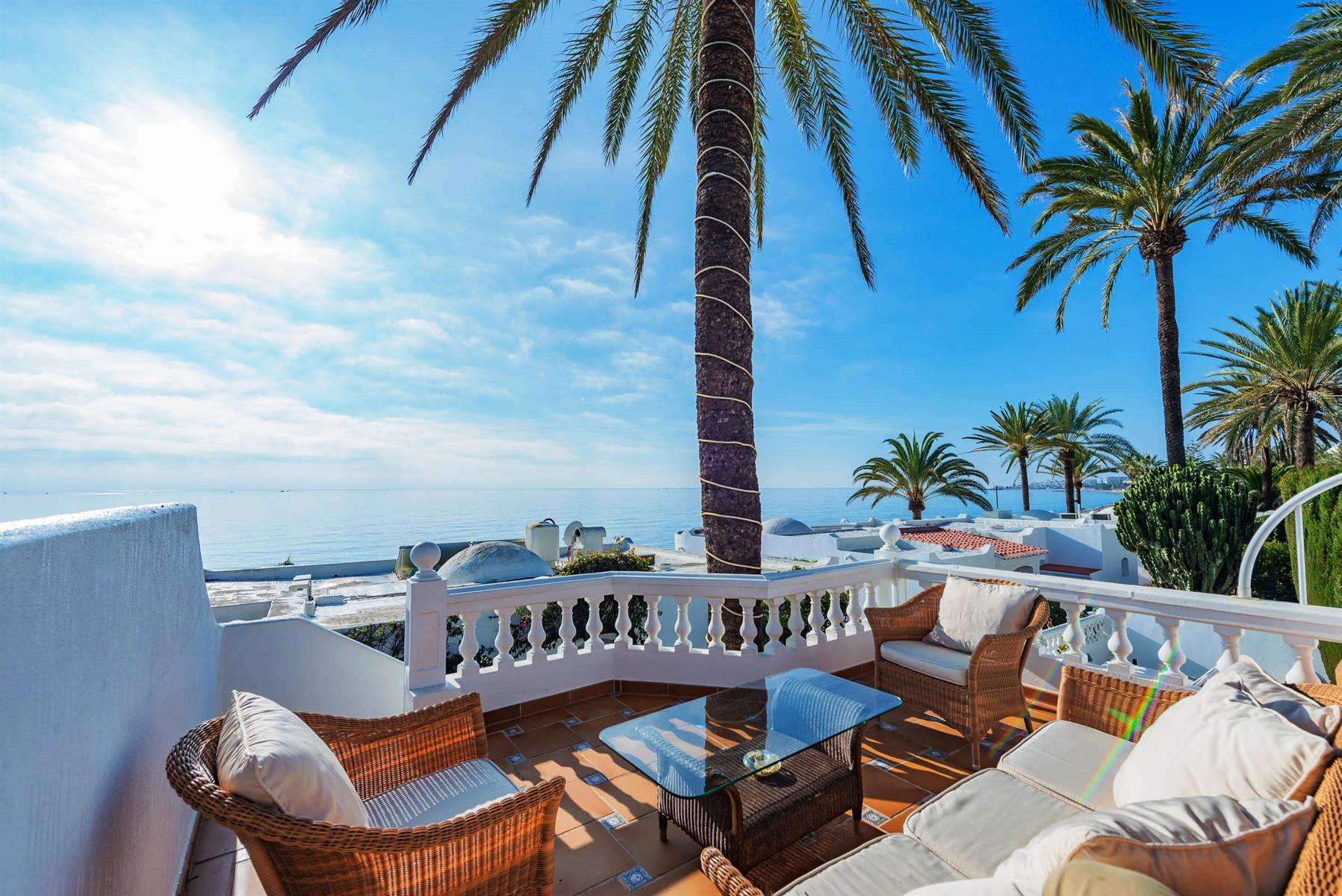 Small Villa in Marbella